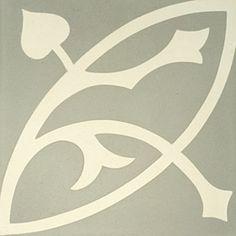 portugese-tegels -> VN Oval Gris S7005 - Designtegels