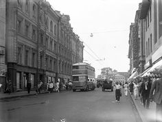 Old Pictures of Soviet Moscow | English Russia