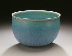 Turquoise Bowl Alev Ebüzziya Siesbye 1983