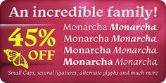 Monarcha™ font download