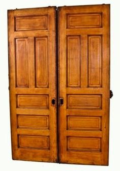 antique double pocket doors. Set Of Late 19th Century Antique Interior Quarter-sawn Oak Wood Pocket Doors Double P