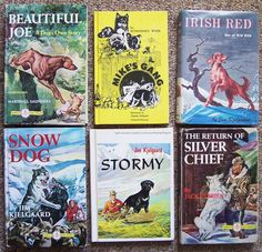 Dogs and Adventure - Lot of 12 Vintage Books - Classic Teen Reading - Jim Kjelgaard x 3, Weir, North, Borland, Scholefields, MacKellar etc.