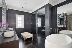 That bath! #realestate #property #bathroom #inspo #love #design #decor #style #sophistication #house #home