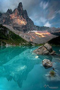 Lake Sorapiss - Dolomiti