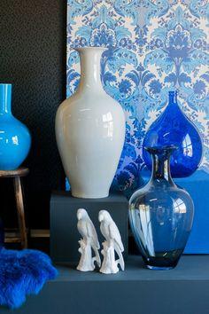 Hermoso papel de pared de la coleccion Albemarle, fabricado por la firma inglesa Cole & Son, lo tenemos en Lima en www.italier.pe