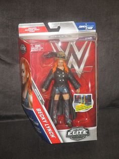Mattel WWE BECKY LYNCH ELITE Figure Series 49 NXT SMACKDOWN DIVAS ACTION FIGURE