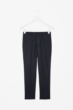 COS   Wool flannel trousers