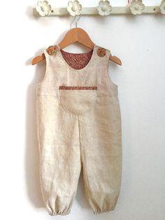 Linen overalls by KLeeHandmade on Etsy https://www.etsy.com/au/listing/524014238/linen-overalls