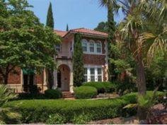 Example of Italianate architecture. Augusta, GA
