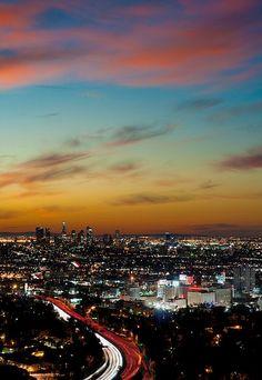 Los Angeles/Hollywood Sunrise