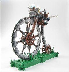 Lego + Steampunk!