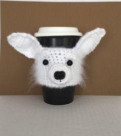 Chihuahua Cozy/Dog Cozy/Dog Mug/Custom Dog/Chihuahua Mug/Custom Chihuahua/Furbaby/Chihuahua Mom/Chihuahua Dad/Chihuahua Lover/HookedbyAngel by HookedbyAngel