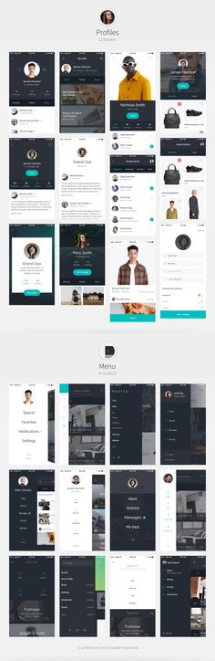 This is Routes – right in front of you. Routes is a big iOS UI Kit, full of nice UI elements, organized into 100+ qualitative screens. Routes is about things that make us happy – about traveling, communication and spending money on nice things. It's about the feeling of freedom.