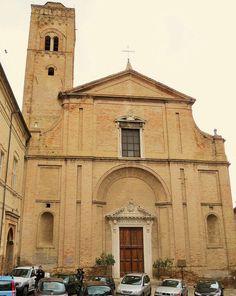 Fermo, Marche. Italy- St Francesco Church - June 2014 By Gianni Del Bufalo (CC BY-SA 2.0)