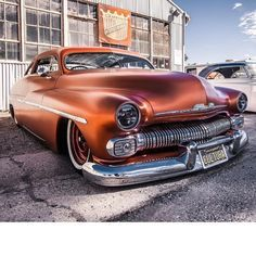 - List of the most beautiful classic cars Us Cars, Sport Cars, Hot Rod Pickup, Mercury Cars, Ford Classic Cars, Lead Sled, Automotive Photography, Vintage Trucks, Kustom