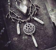 pagan necklace ♥