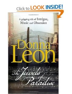 The Jewels of Paradise: Amazon.co.uk: Donna Leon: Books