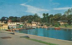 Bathing Pool Beach House Park Worthing used Postcard 1964 Worthing, Local History, Portsmouth, Old Photos, Beach House, River, Park, Places, Outdoor Decor