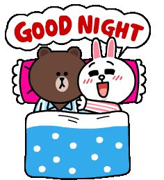 The perfect Cony Brown Cute Animated GIF for your conversation. Discover and Share the best GIFs on Tenor. Good Night Baby, Cute Good Night, Good Night Gif, Good Night Sweet Dreams, Cute Couple Cartoon, Cute Love Cartoons, Cute Love Gif, Cute Love Pictures, Goodnight Cute