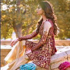 Mina Hasan Pakistani couture