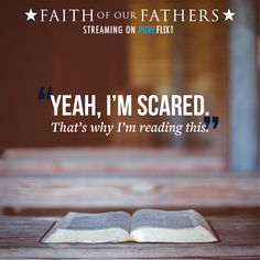 Start Your Free Month and Watch Faith of Our Fathers at Pure Flix Faith Of Our Fathers, Stephen Baldwin, Candace Cameron Bure, Amazon Fire Tv, Christian Movies, Im Scared, Just Believe, Apple Tv
