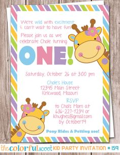 giraffe baby shower invite baby stuff pinterest giraffe baby