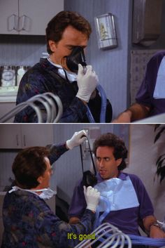 Seinfeld... Cranston before he was Hal or Heisenberg...