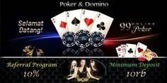 poker.99onlinepoker Akan Mengenalkan sedikit Cara agar bisa Menang Main Poker Online indonesia yang terpercaya, dengan baik dan pasti nya bisa menang banyak