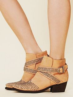 Dodge City Ankle Boot | Jeffrey Campbell for Free People
