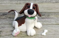 Dog cake decoration - Edible cake toppers