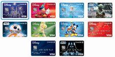 Free Business Card Templates, Custom Business Cards, Custom Cards, Disney Rewards, Disney Visa, Debit Card Design, Name Card Design, Credit Cards