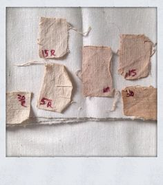 How To Tea Stain Fabric Paper & Wood Clever crafts