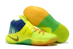 on sale b9f7b 9a90a NIKE Kyrie Irving 2 Effect Tie Dye Basketball Shoes AAAA-037 New Nike Shoes,