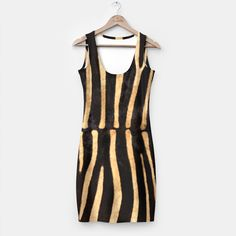 """30% Off use code pGf1G2t  ElZebra - Partywear Bodycon Dress Feel Good Fashion & Living® www.marijkeverkerkdesign.nl"""