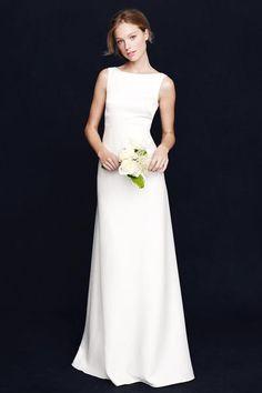 J Crew Percy Wedding Gown