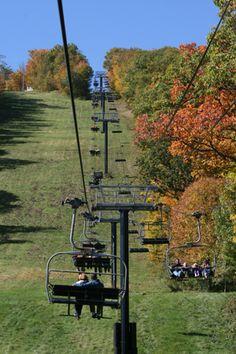 Fall Sky Rides Bristol Mt.