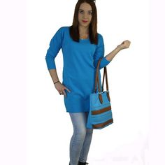 Sukienka  Chabrowa. w Henia u Heni na DaWanda.com