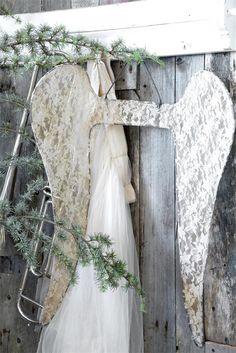 Ailes d'anges Jeanne d'Arc Living
