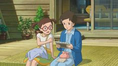 ... WHEN MARNIE WAS THERE