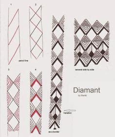 Studio ML: New tangle Diamant by Mariet