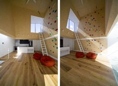Outdoors Indoors House by Be-Fun Design and EANA