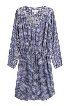 Velvet - Printed Dress