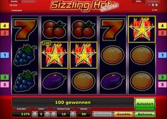 Sizzling Hot Deluxe im Test (Novoline) - Casino Bonus Test