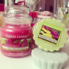Yankee Candles <3 #YankeeCandle #MyRelaxingRituals