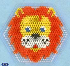 Löwe / Lion hama beads - DOMINELLE DECOUPAGE - Picasa-Webalben