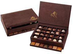 elegant chocolate boxes - Google Search