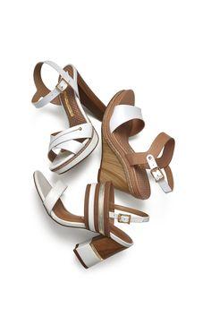 Sandália - heels - Trend - Fashion - Ref. 16-14201   16-13106   16-11703