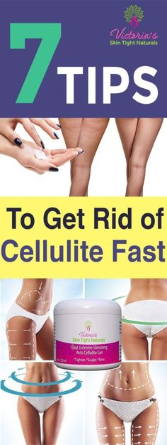 How To Get Rid of Cellulite.  Find more relevant stuff: skintightnaturals.com