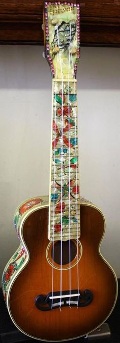 1991 Gibson Custom Shop Tenor --- https://www.pinterest.com/lardyfatboy/