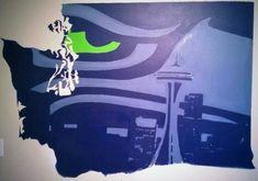 Seahawks!! by kenya